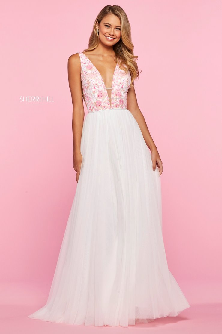 Sherri Hill Dresses Style #52672