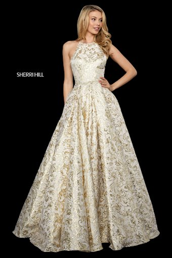 Sherri Hill Style #53253