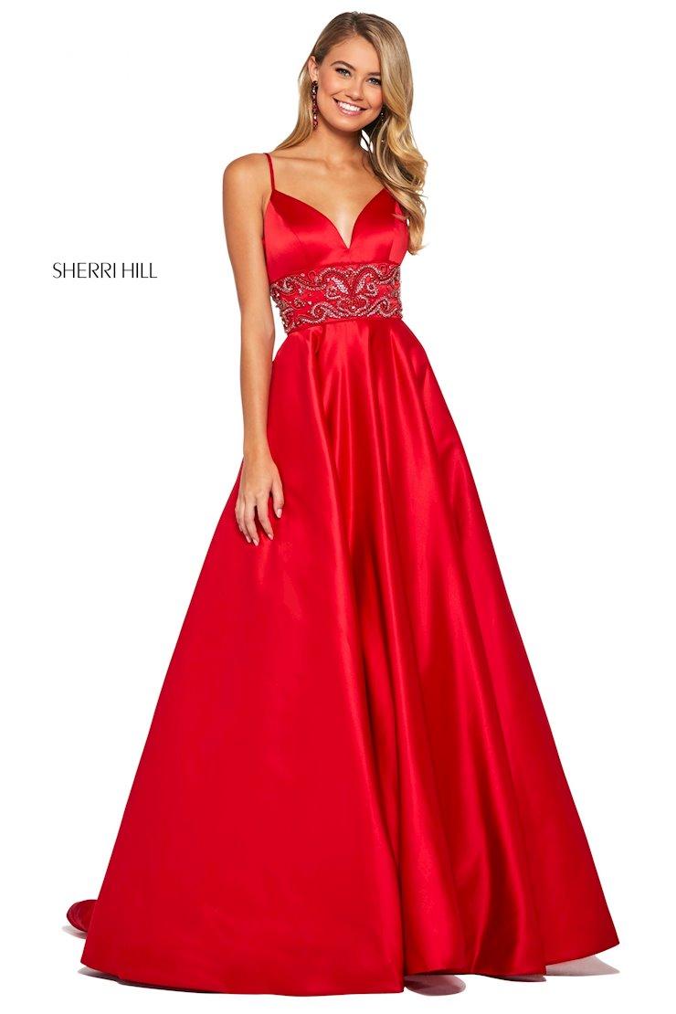 Sherri Hill Dresses Style #53313