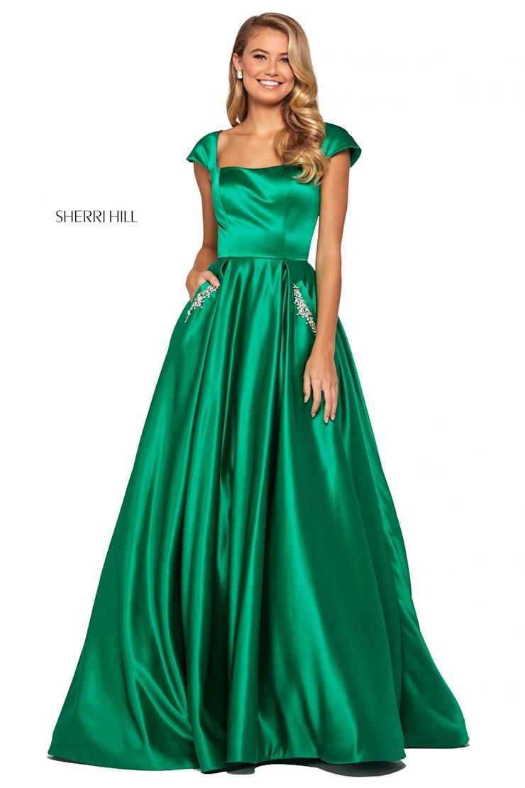 Sherri Hill Dresses Style #53315