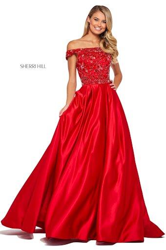 Sherri Hill Style #53317