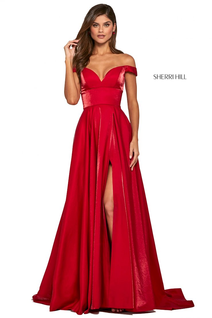 Sherri Hill Dresses Style #53324