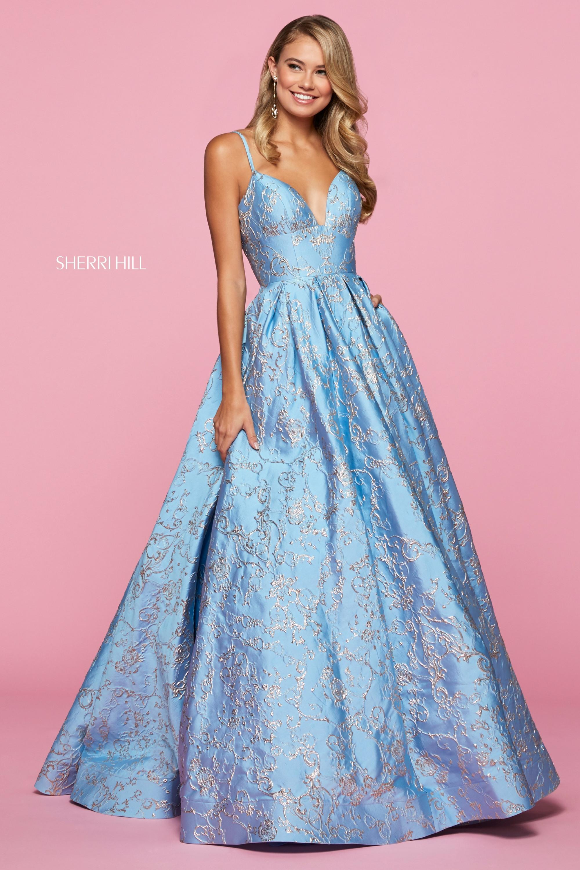 Sherri Hill 53328 Nikki S Glitz And Glam Boutique Prom