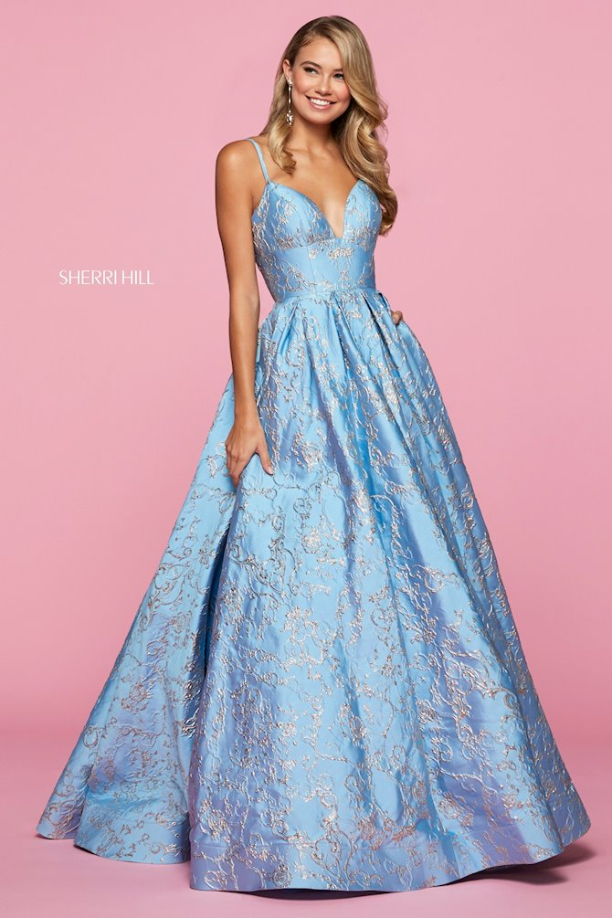 Sherri Hill Style #53328