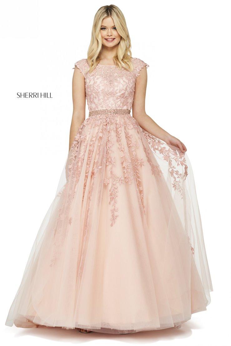 Sherri Hill Style #53356