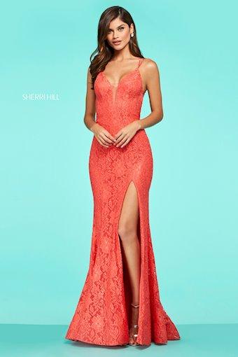 Sherri Hill Dresses Style #53360