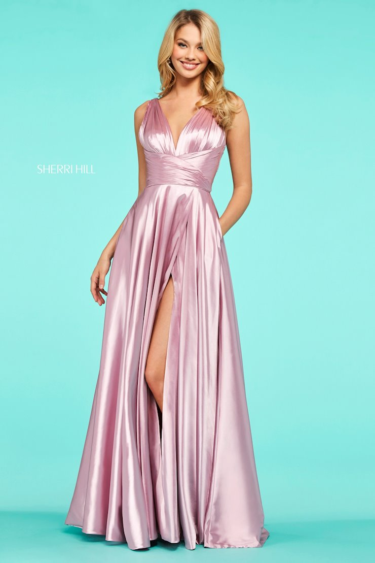 Sherri Hill Dresses Style #53368