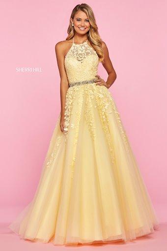 Sherri Hill Dresses Style #53371