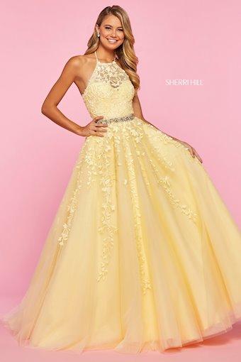 Sherri Hill Style: 53371