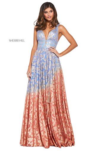 Sherri Hill Style #53375