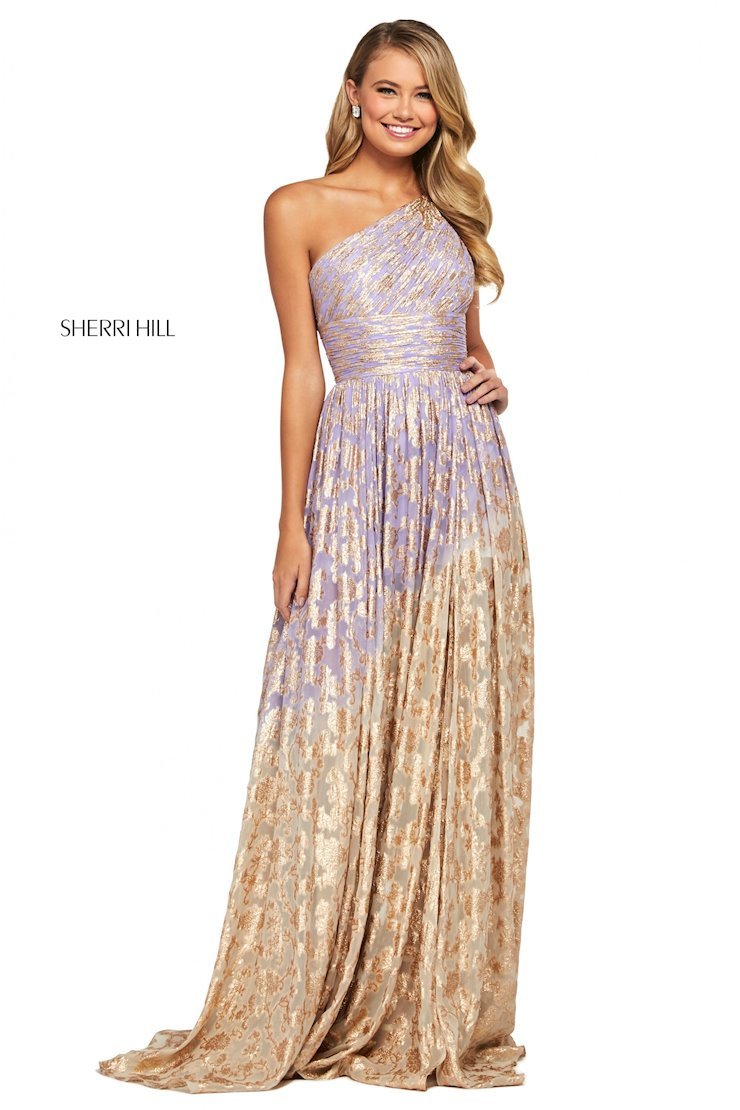 Sherri Hill Dresses Style #53376