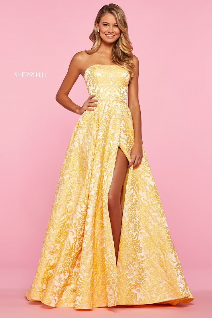 Sherri Hill Style #53379 Image