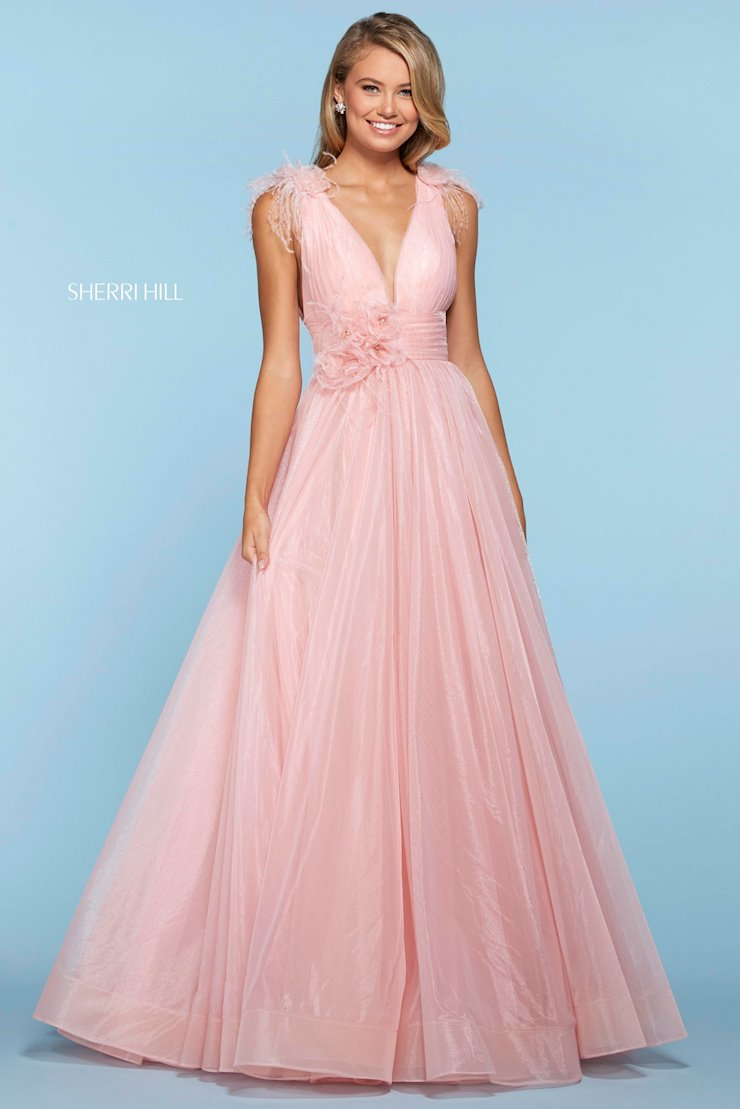 Sherri Hill Dresses Style #53416