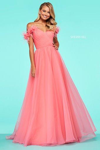 Sherri Hill Dresses Style #53417