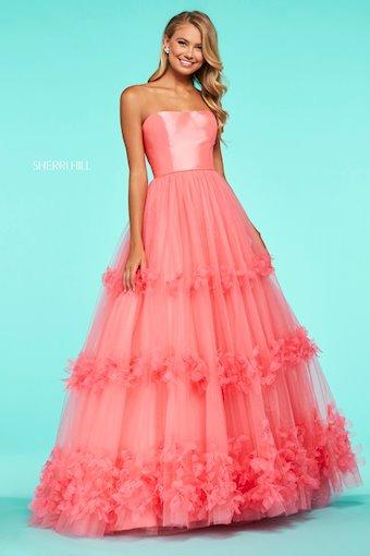 Sherri Hill Dresses Style #53420