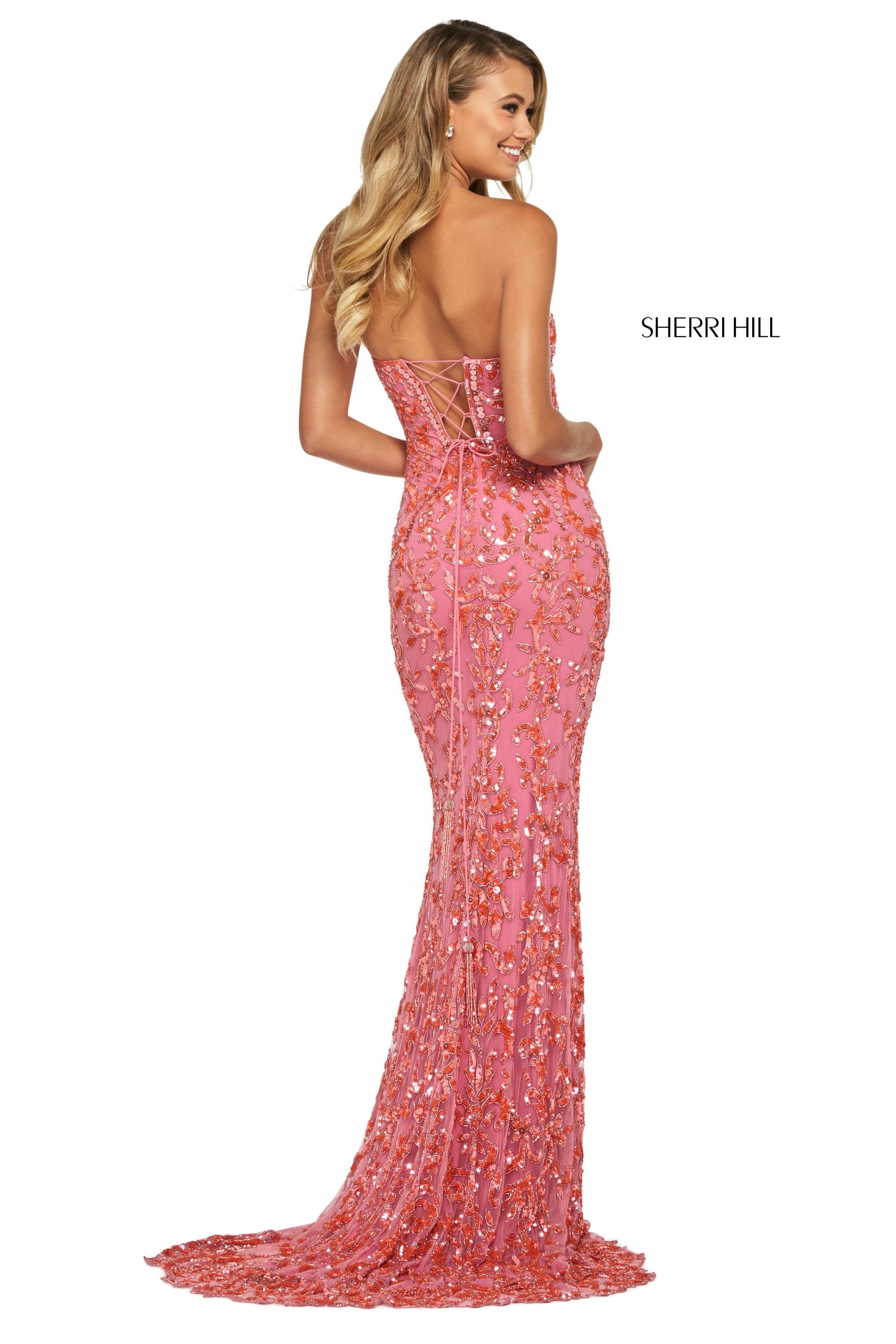 Sherri Hill 53453 Nikki S Glitz And Glam Boutique Prom