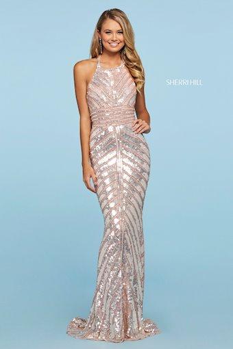 Sherri Hill Dresses Style #53455