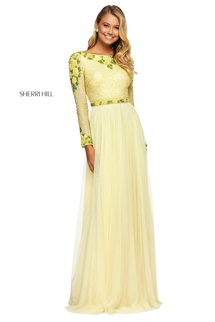 Sherri Hill Style #53485