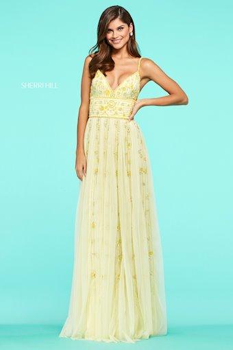 Sherri Hill Dresses Style #53487