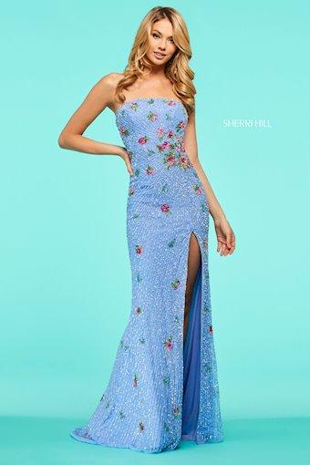 Sherri Hill Dresses Style #53488