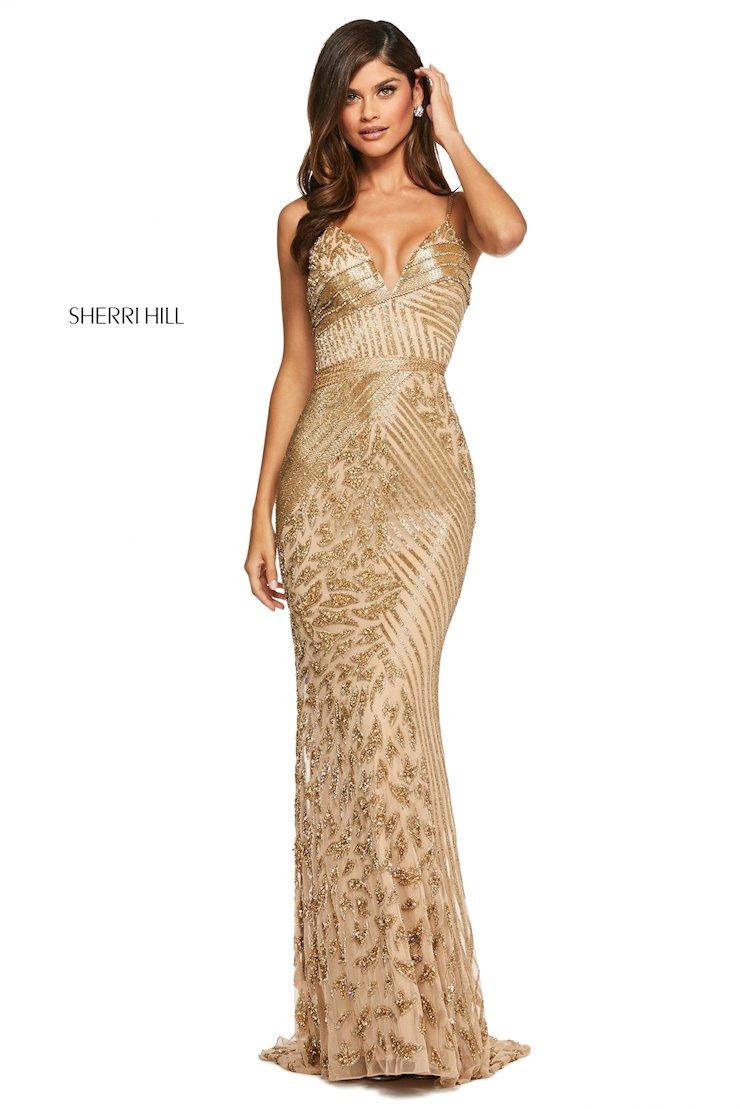 Sherri Hill Style #53489 Image