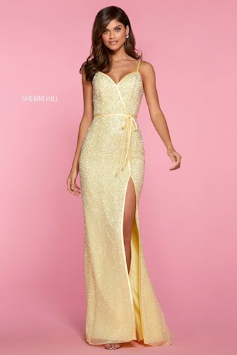 Sherri Hill Style #53493