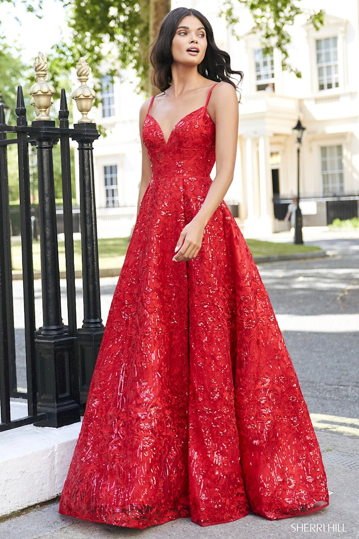 Sherri Hill Style #53511