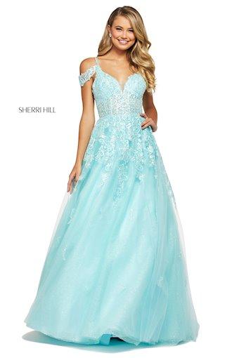 Sherri Hill Dresses Style #53518