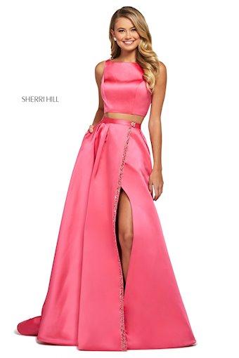 Sherri Hill Style #53527
