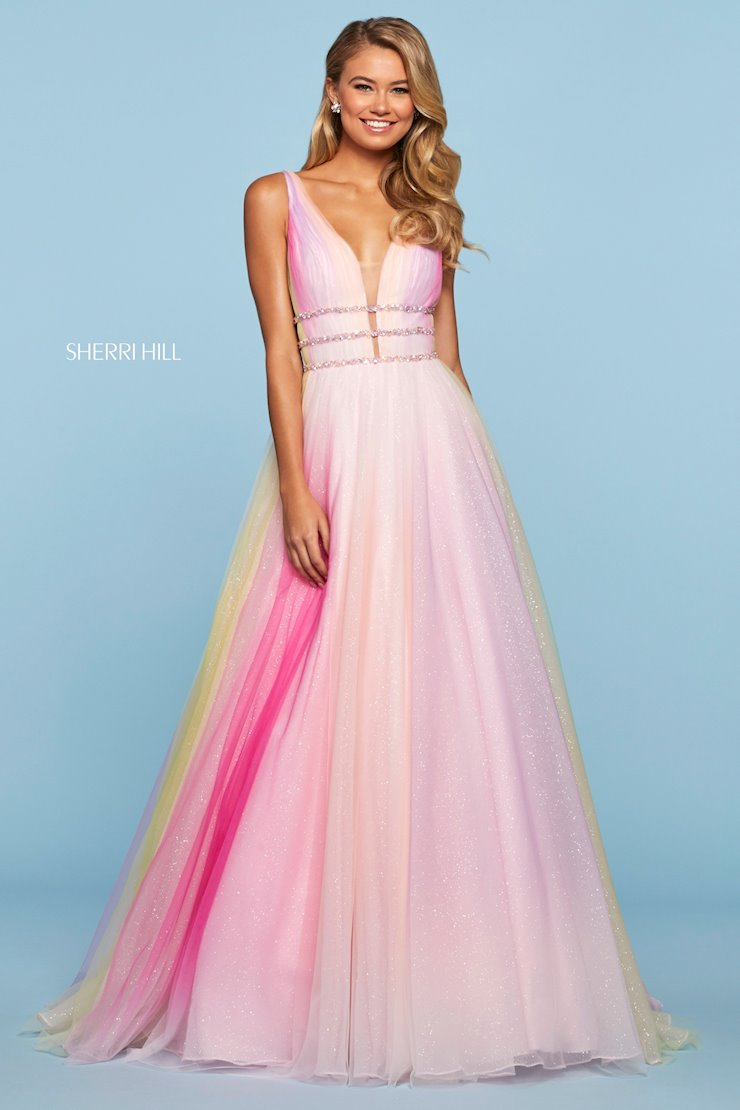 Sherri Hill Style #53535