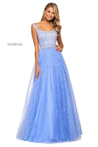 Sherri Hill Dresses Style #53541