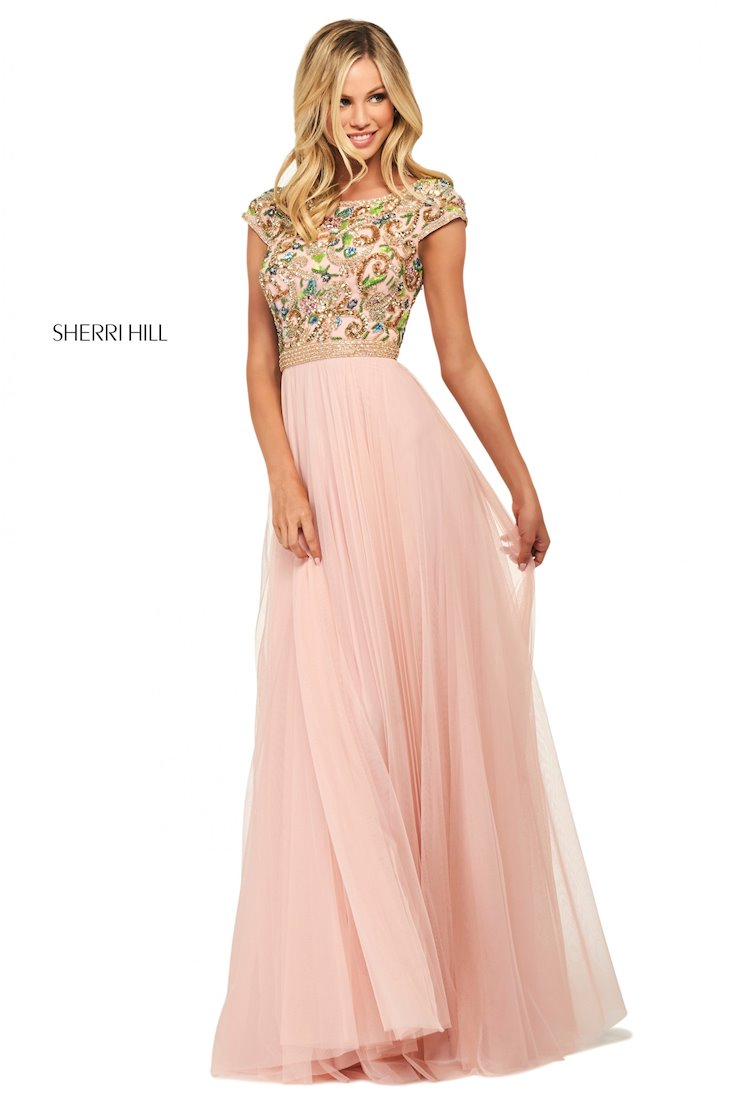 Sherri Hill Style #53543 Image
