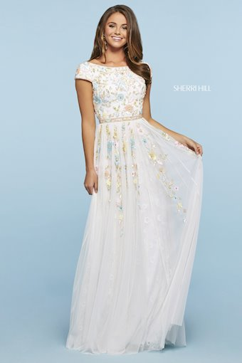 Sherri Hill Dresses Style #53555