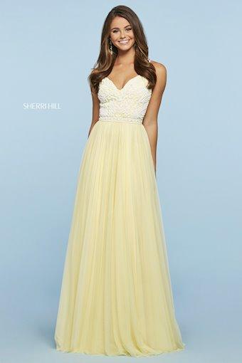 Sherri Hill Dresses Style #53556