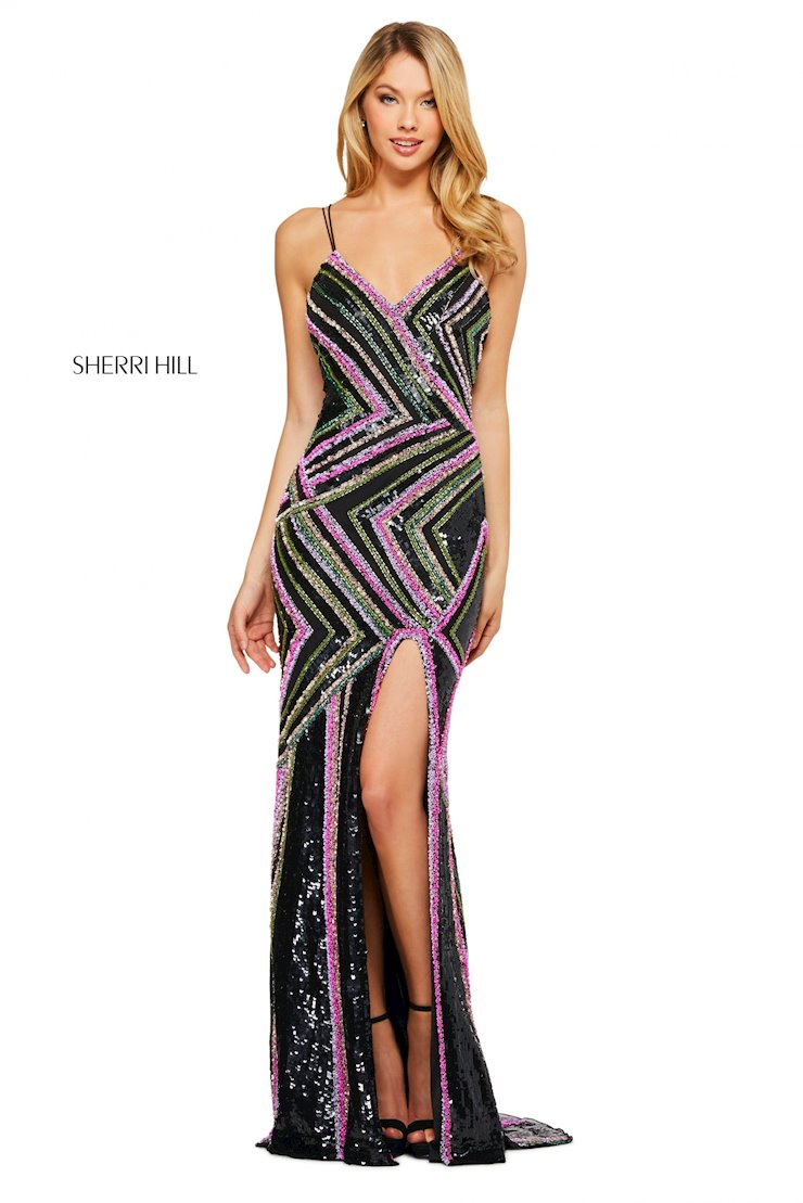 Sherri Hill Style #53572 Image