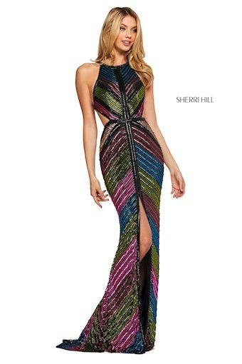Sherri Hill Dresses Style #53613