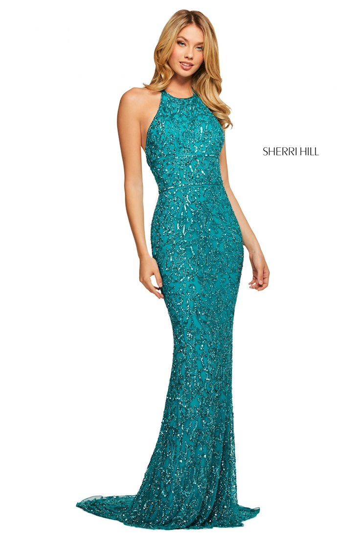 Sherri Hill Style #53614
