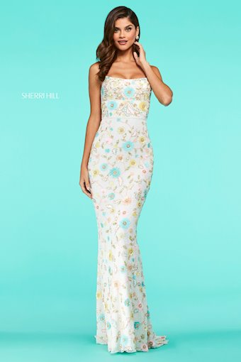 Sherri Hill Style #53673