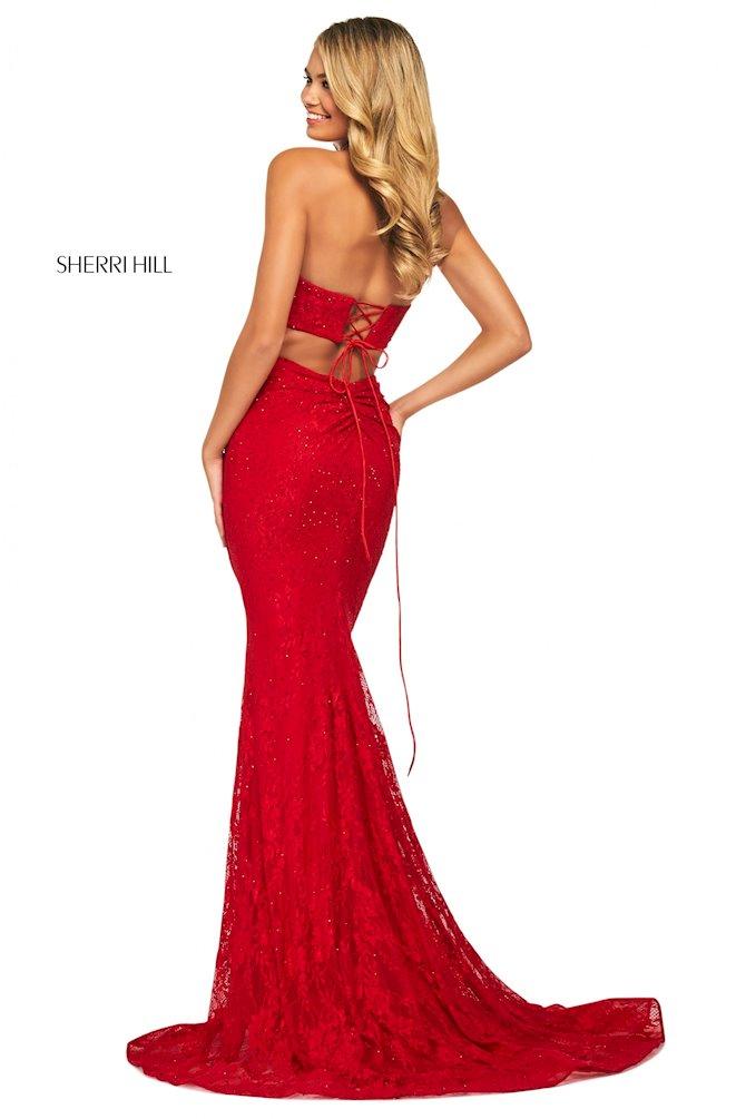 Sherri Hill Style 53681
