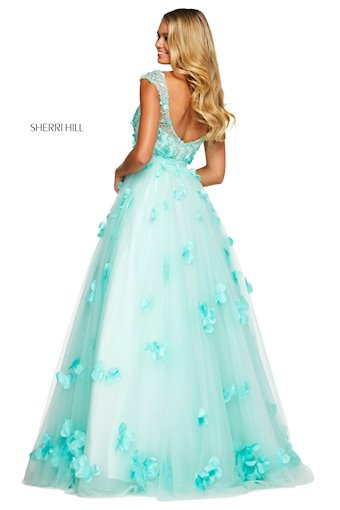 Sherri Hill Dresses Style #53684