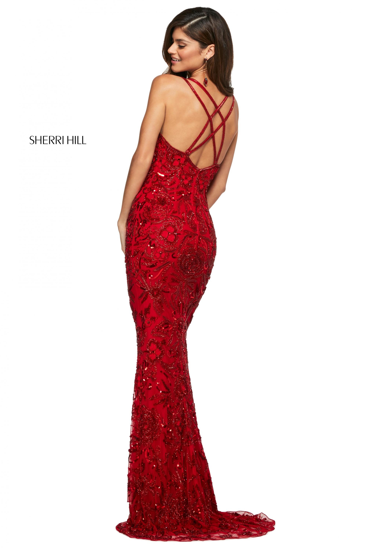 Sherri Hill 53689 Nikki S Glitz And Glam Boutique Prom