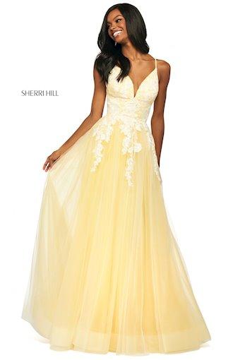 Sherri Hill Dresses Style #53730