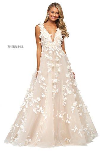 Sherri Hill Dresses Style #53770