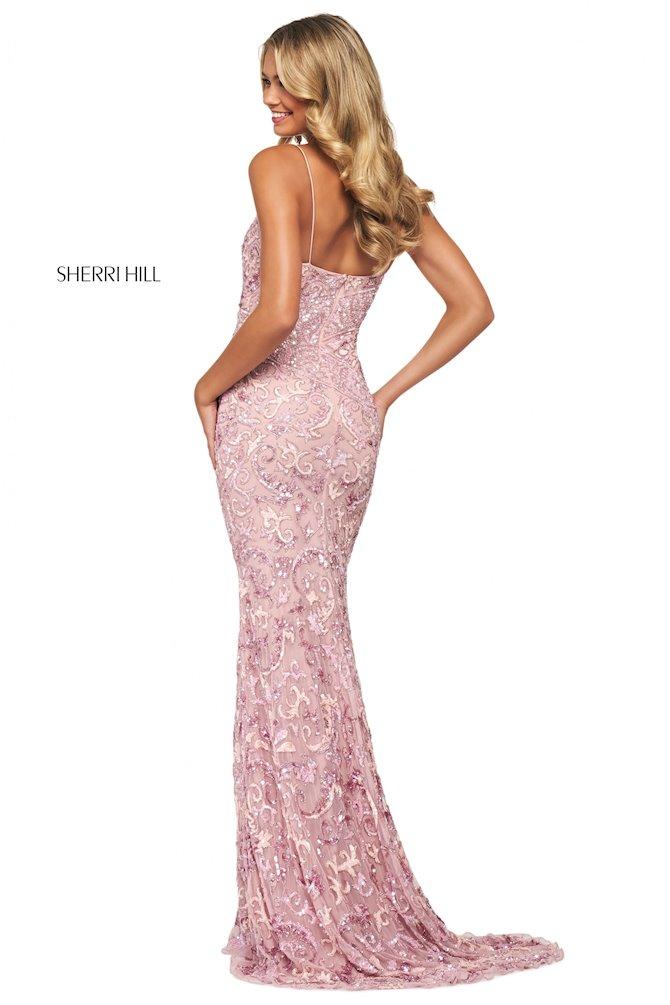 Sherri Hill Style #53828