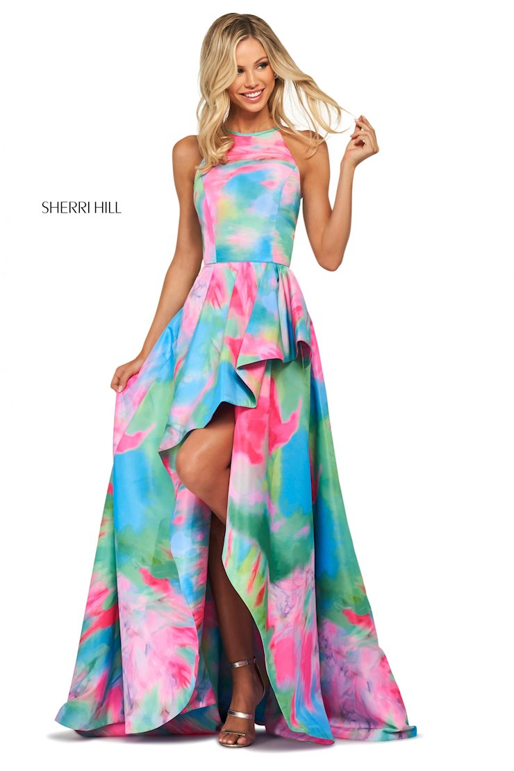 Sherri Hill Style #53871 Image