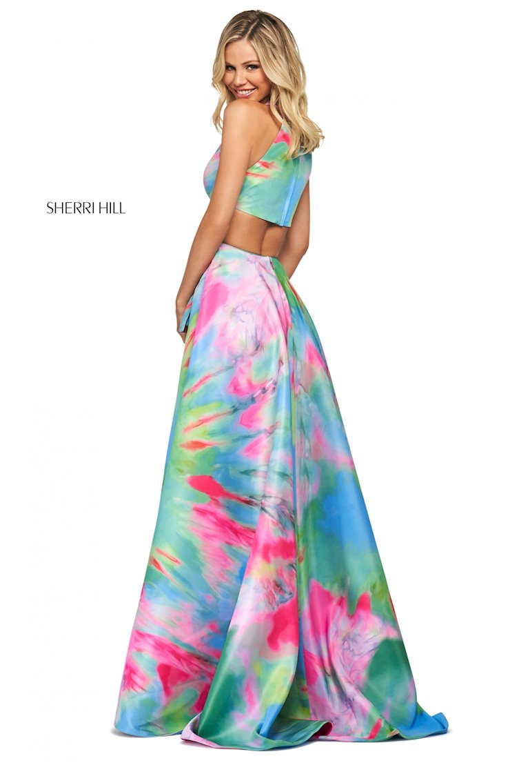 Sherri Hill Dresses Style #53871