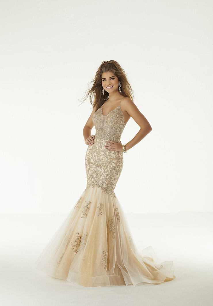 MoriLee Prom Style #45022  Image