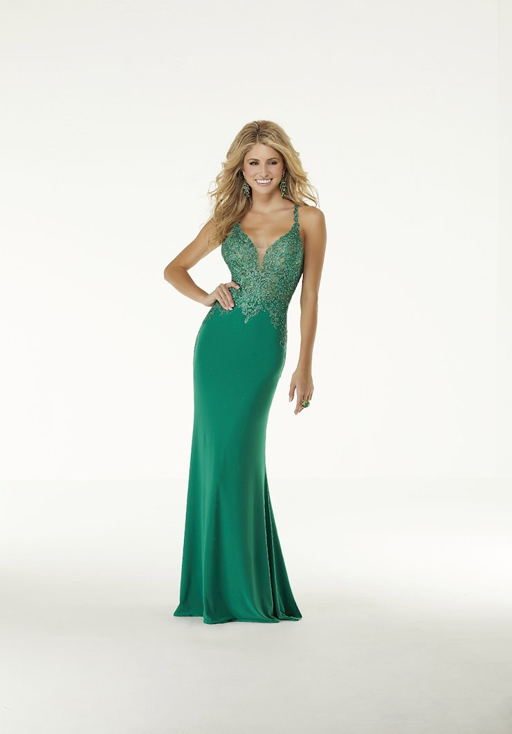 MoriLee Prom Style #45077