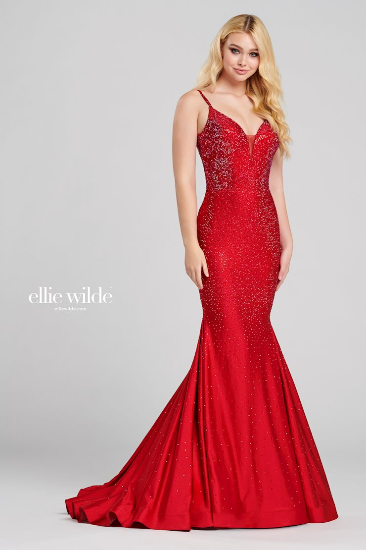 Ellie Wilde Prom Dresses Style #EW120012