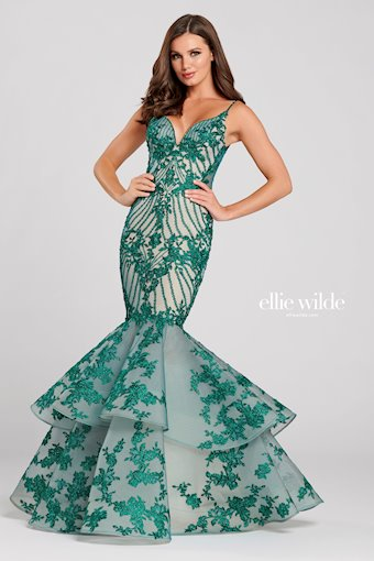 Ellie Wilde Prom Dresses EW120027
